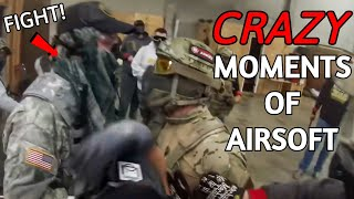 BEST/WORST Of AIRSOFT! Fails, Fights, Cheaters And Wholesome Moments! *ULTIMATE COMPILATION*