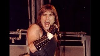 Iron Maiden - Live in San Francisco 1983/07/02