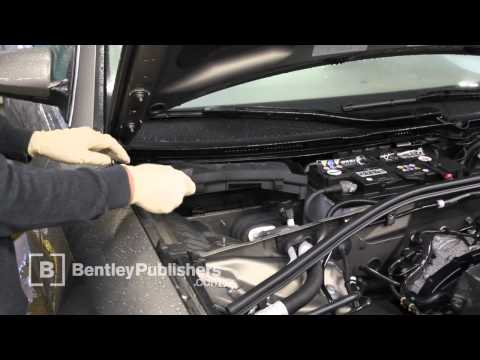 2002 2008 Audi A4 How To Replace Cabin Microfilter