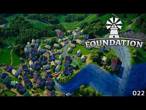 Foundation [022] Neues land kaufen [Deutsch] Let's Play Foundation