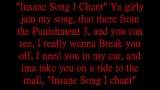 """DNA Insane Song I Chant """"Eminem Same Song and Dance REMIX"""" ft. C.Roach"""