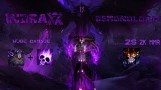 Mythic Jaina Proudmoore - Glass Cannon Demonology Warlock