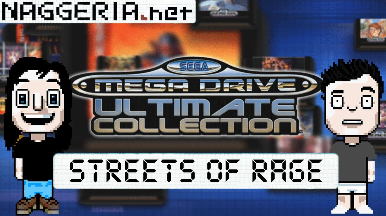 Spiele-Ma-Mo: Streets of Rage (Sega Mega Drive Ultimate Collection – Xbox 360)