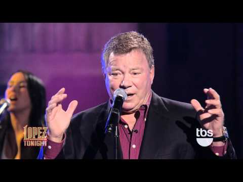 "William Shatner Sings Cee Lo's ""F**k You"""