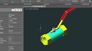 Importing and Exporting Fittings In Mech-Q