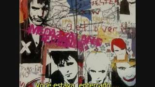 Duran Duran - Buried the Sand - Traduçâo