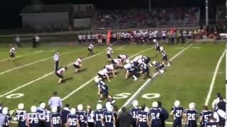 Hunter Nelson #71 DT Football Highlights Jr Year 2013-14