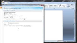 Disable Smart Quotes in Microsoft Word 2007
