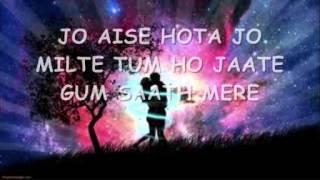 ISHQ WALA LOVE LYRICS by tina sqaria - YouTube