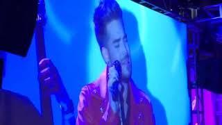Adam Lambert One More Try Angel Awards 8/19/17
