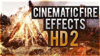 Skyrim Mod: Cinematic Fire Effects 2 HD
