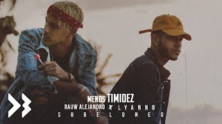 Menos Timidez (Audio) - Lyanno (Video)