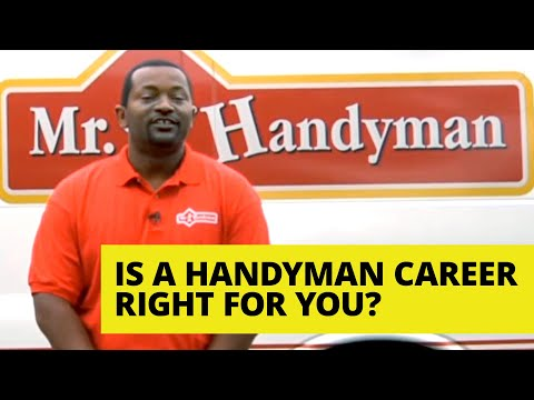 , title : 'Choose a Career With Mr. Handyman Franchise