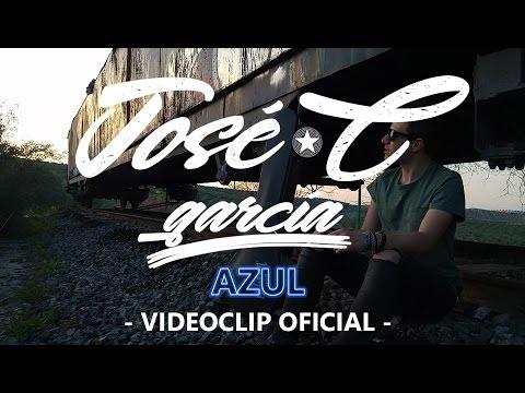 José C García - Azul (Videoclip Oficial)