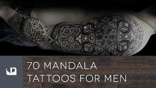 70 Mandala Tattoos For Men
