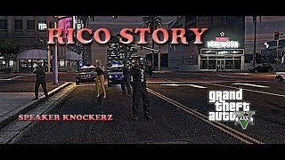 Speaker Knockerz   Rico Story PT.1 (GTA5 Music Video)