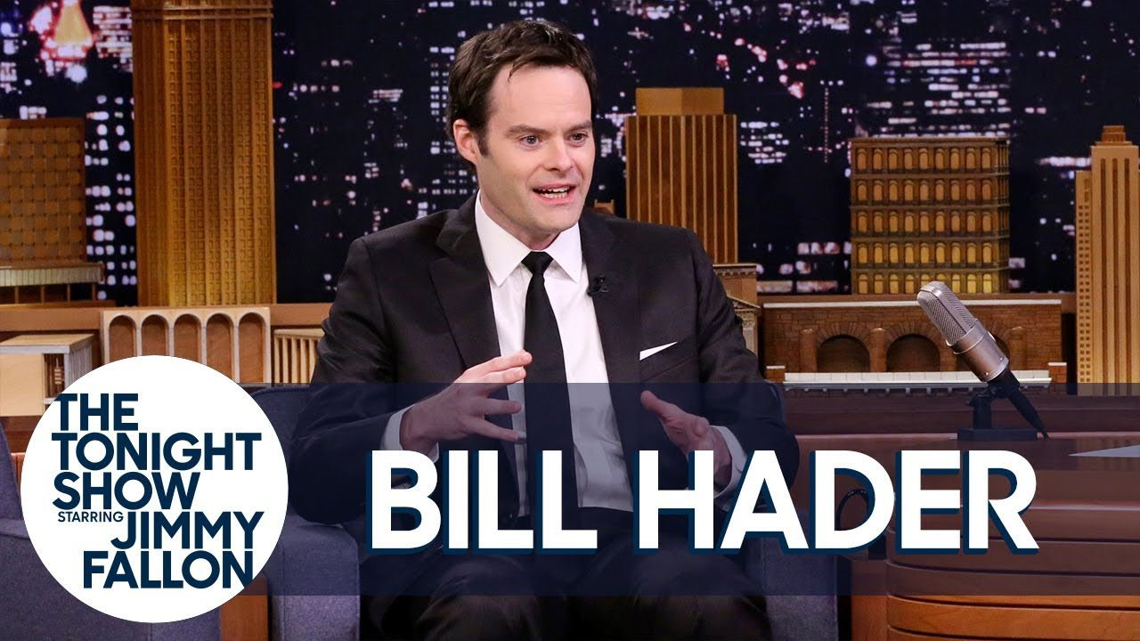 Bill Hader Shares His First Time Getting High thumbnail