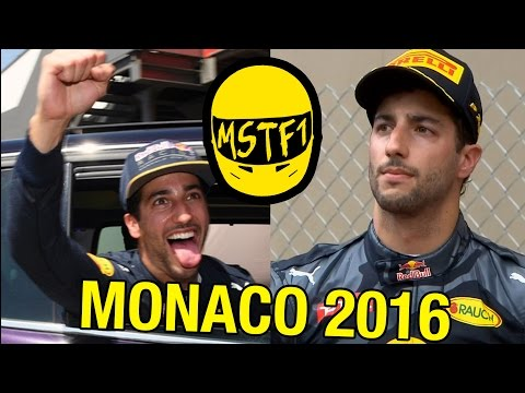 2016 Monaco Grand Prix – Mystery Science Theater F1