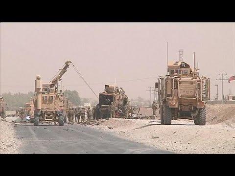 Επίθεση κατά κονβόι του ΝΑΤΟ στην Κανταχάρ