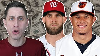 PAY THE MLB PLAYERS (RANT)