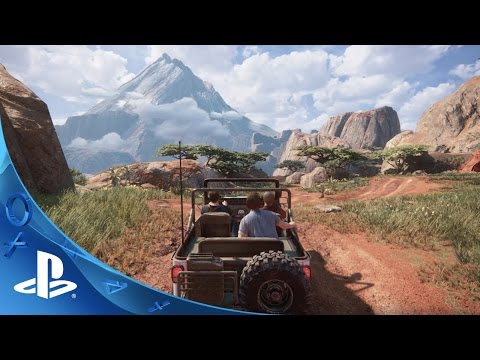 Uncharted 4 : vidéo de gameplay