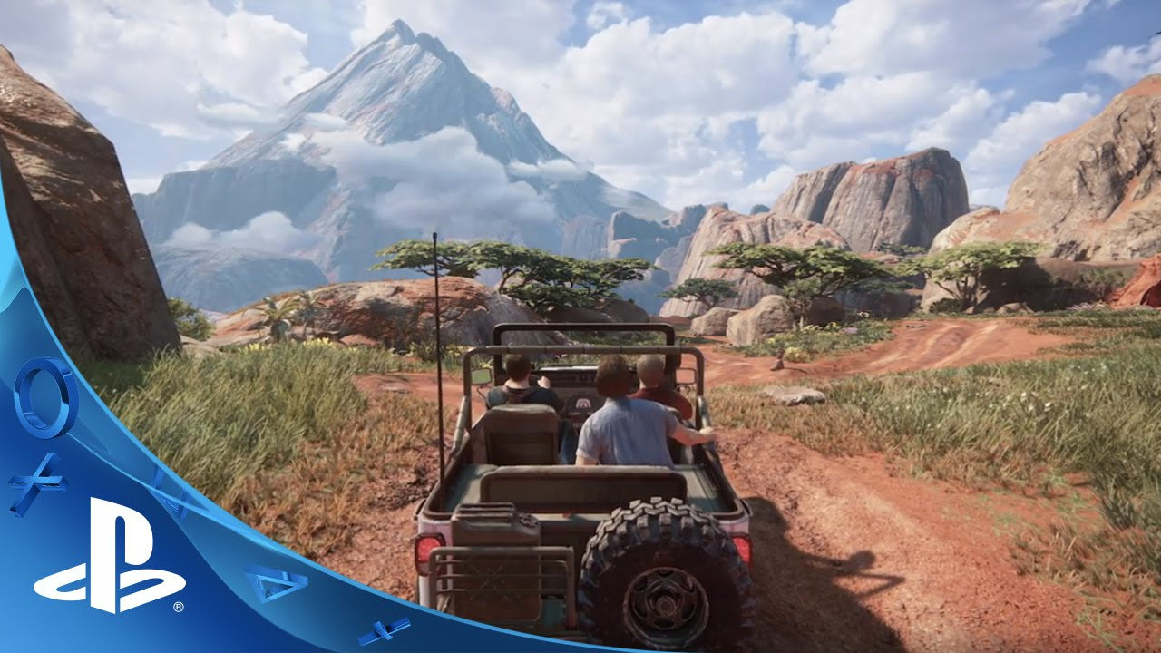 Uncharted 4 Gameplay Video Hands On Report Playstation Blog