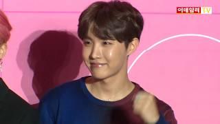 BTS Global Press Conference(방탄소년단