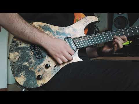 The Faceless -  Emancipate Solo I ( Overload Rea 6 multiscale demo )