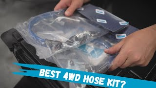 Best brake lines for 4WDing