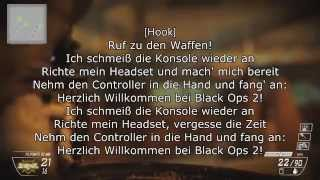 Dame - Ruf zu den Waffen [Black Ops 2 Song] / Lyrics