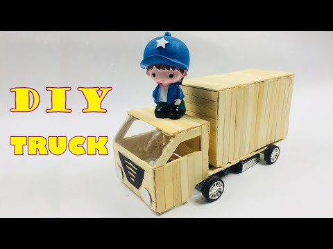How To Make Truck...