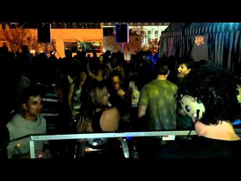 Atnarko at Skyline Sessions during a St Patrick's celebration, SKYSIXTY Orlando.mp4