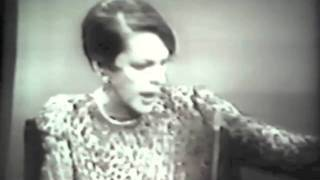 JUDY GARLAND interview with JACK PAAR May 15th, 1967