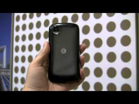 Motorola XT882 Dual SIM Tegra 2 SmartPhone Hands On