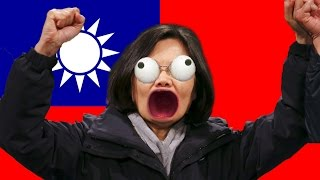 "Taiwan's President ""Unbalanced"" Because She's a Woman 