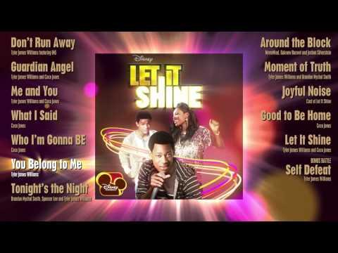 Let It Shine - Album Sampler