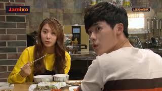 "High kick 3 , krystal and lee jong suk "" puing puing """