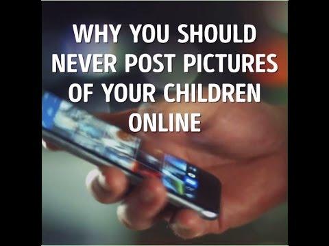 Γιατί δεν πρέπει να δημοσιεύετε φωτογραφίες των παιδιών σας στα κοινωνικά δίκτυα