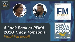 RFMA2020- Tracy Tomson's Final Farewell