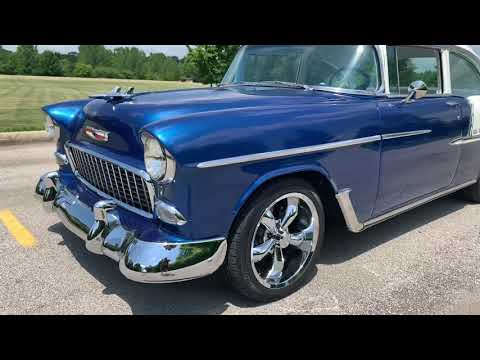 1955 Chevrolet Bel Air (CC-1225773) for sale in Geneva , Illinois