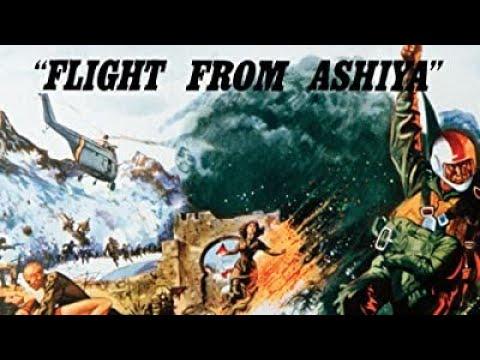 Flight from Ashiya (1964) Richard Widmark, Yul Brynner  - Adventure, Drama