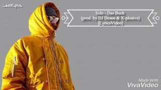 Sido   Das Buch (prod. By DJ Desue & X Plosive) [LyricsVideo]