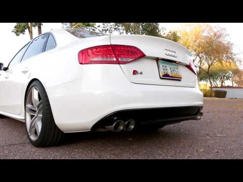 2010 Audi S4 with Billy Boat Exhaust