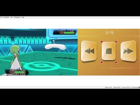 how to trade, battle Pokemon with Citra emulator - смотреть онлайн