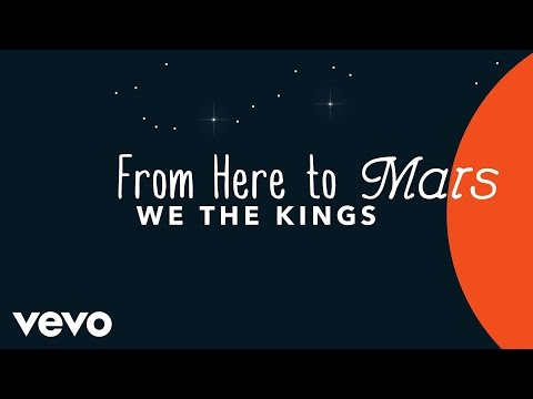 From Here to Mars (Lyric Video)