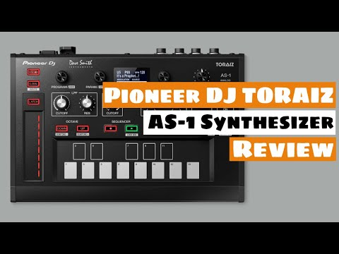 Pioneer DJ AS-1 Synthesizer Review – Best Affordable Analog Mono Synth?