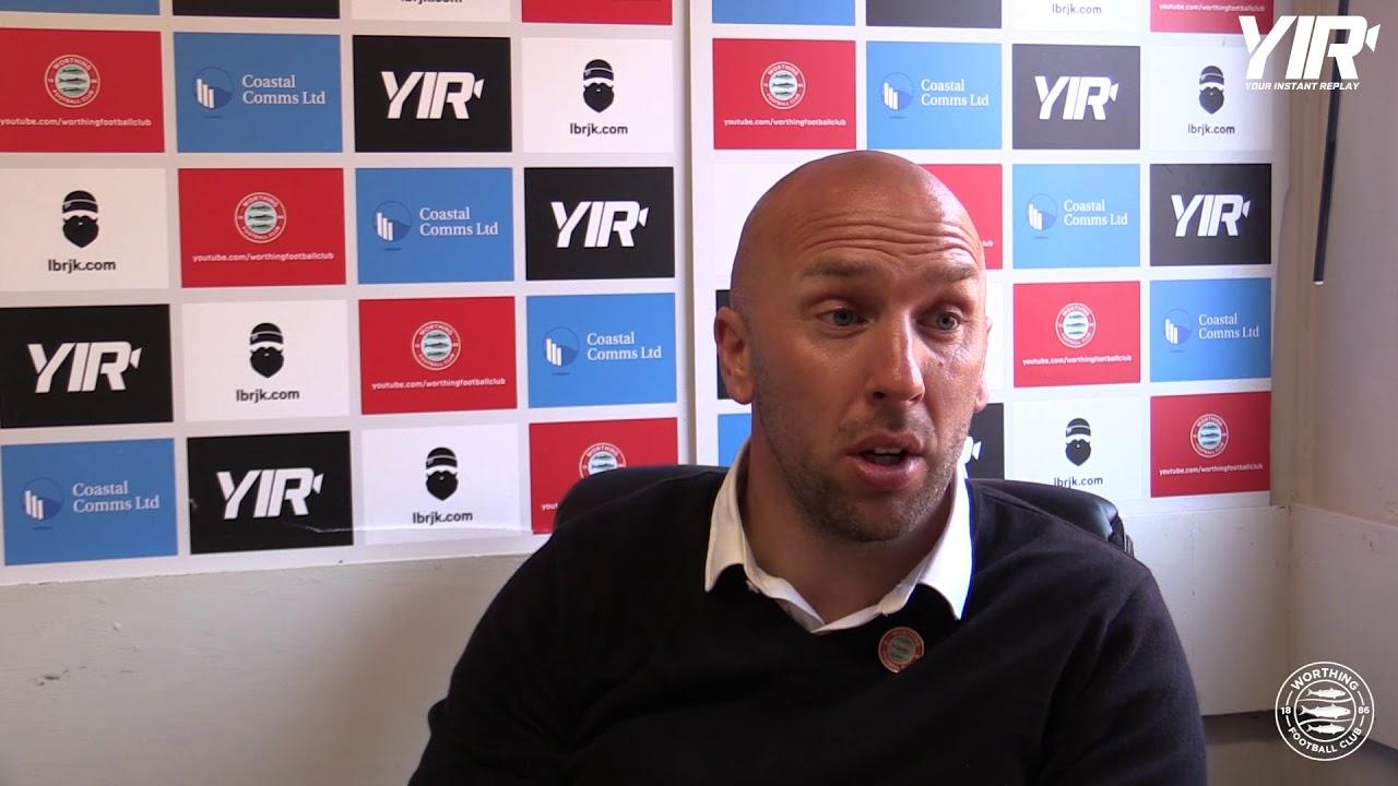 Post Match Interview: AFC Hornchurch [H] – League