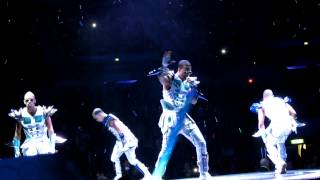 JLS - Take You Down - Liverpool Echo - 15th March 4D Tour 2012