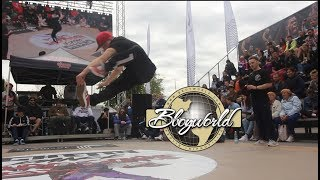 Kolobok vs Shaggy I 1vs1 Quarter Final I Ghetto Dance Battle