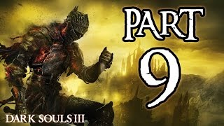 ► Dark Souls 3 | #9 | Solaire Armor! | CZ Lets Play / Gameplay [1080p] [PC]